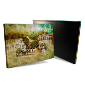 Canvasbox – Fosteng Scene