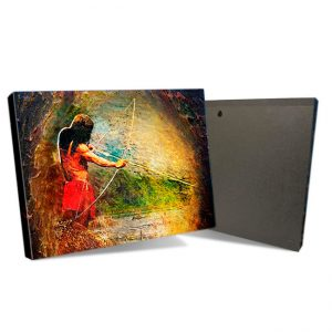 Canvasbox – Fosteng <BR> Indiaan