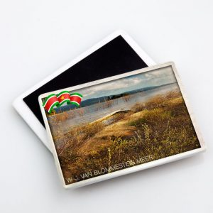 Magneet-Keramiek <BR> Vintage_Landschap