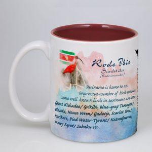 Mok<BR>Rode Ibis