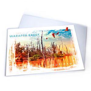 Placemat-Plastic<BR>Vogels-WarappaKreek