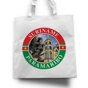Tas – Suriname<BR>Kathedraal