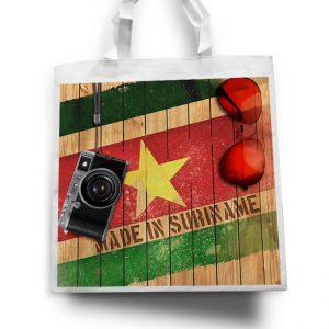 Tas – Suriname <BR>Vlag-Made in Su-cam-bril01