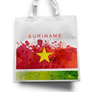 Tas – Suriname<BR>SuVlag
