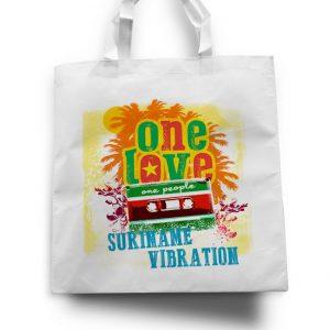 Tas – Suriname<BR>OneLove
