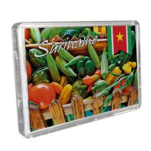 Magneet-Acrylic-Frame <BR> Groenten