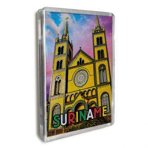 Magneet-Acrylic-Frame <BR> Kathedraal02