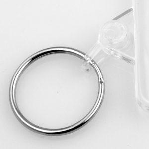 Sleutelhanger met flesopener acrylic – Gepersonaliseerd