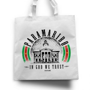 Tas – Suriname <BR>In God we trust