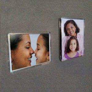 Ijskast Magneetjes-acrylic – Gepersonaliseerd