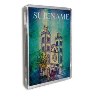 Magneet-Acrylic-Frame <BR> Kathedraal