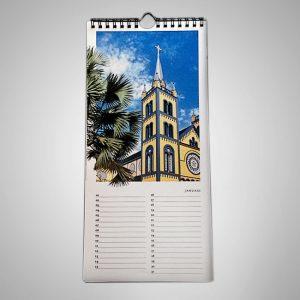 Verjaardag's Kalender <BR>14×29.7cm – SuMix