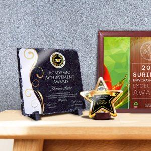 Diverse Plakkaten (awards)