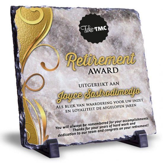 retirement, graduation, geslaagd, gepersonaliseerd kado, surinaamse souvenirs