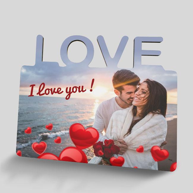 Lovepanel, gift, kado, geschenk, gepersonaliseerd, surinaams