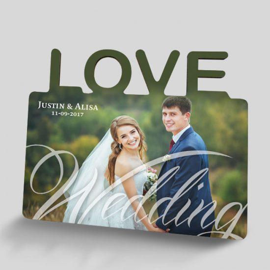 Lovepanel, Liefde, wedding, gift, kado, geschenk, gepersonaliseerd, surinaams