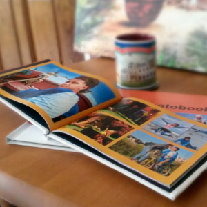 Fotoboeken <BR>Gepersonaliseerd