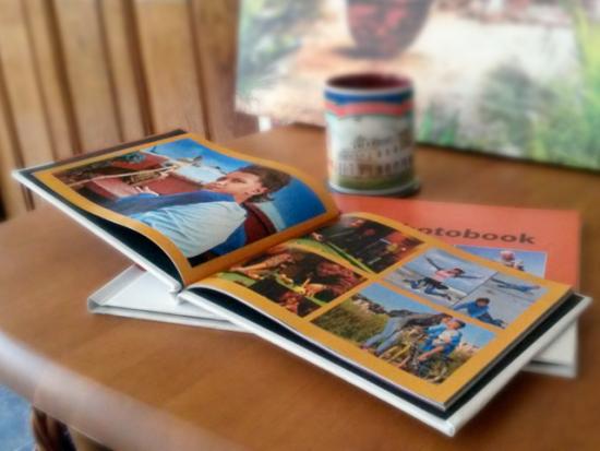Fotoboek, surinaams, kado