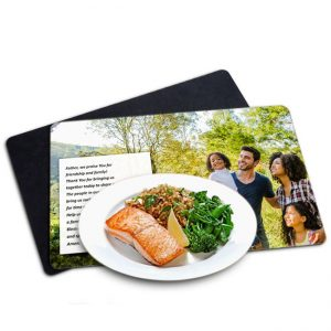 Placemat-Polyester<BR>Gepersonaliseerd
