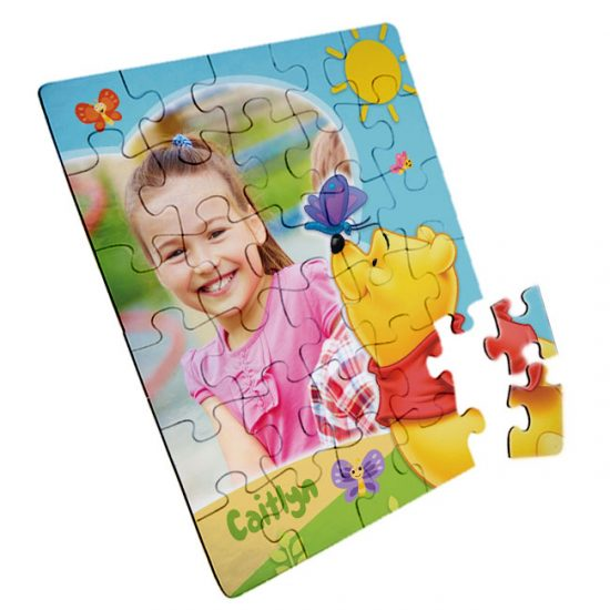 gepersonaliseerd kado, gepersonaliseerde puzzel, kinder kado, suriname