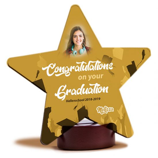 sterplakaat, award, graduation, geslaagd, kado, surinaams, gepersonaliseerd cadeau