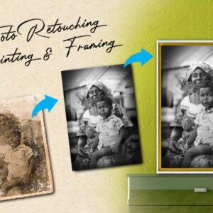 Gepersonaliseerde Digitale Kunst<BR>en Foto Bewerking <BR><BR>