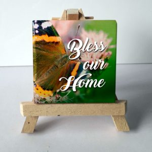 XSML Canvas met Easle<BR>Bless Our Home