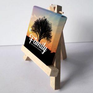 XSML Canvas met Easle<BR>Family