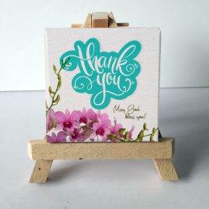 XSML Canvas met Easle<BR>Thank You