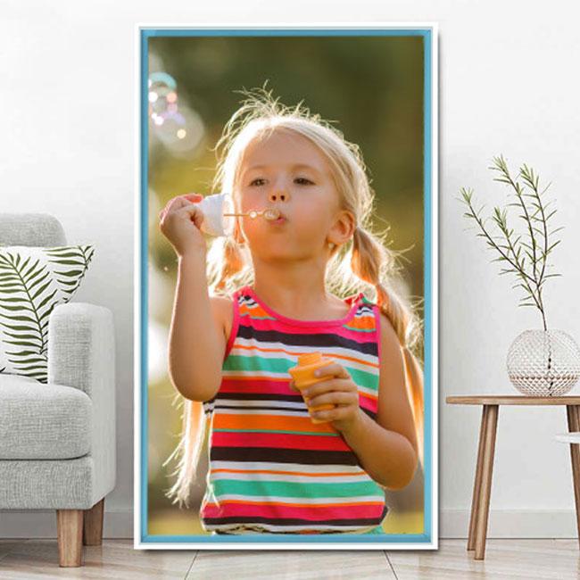 canvas met lijst, Framed Canvas, Suriname, exclusieve canvassen, gepersonaliseerde kado's,