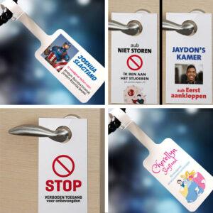 Luggage Tags en Door Tags